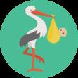 yavru-hayvan-ikon